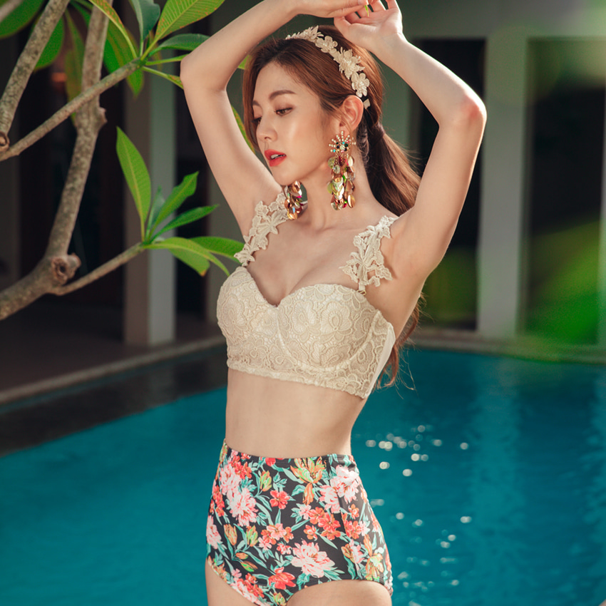 HONEY CIRCLE BIKINI (2P)