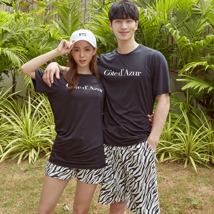 SUMMER ACTIVE RASHGUARD (COUPLE)