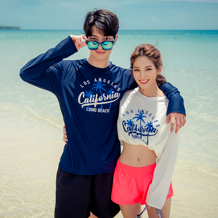 CATSBE RASH-GUARD (COUPLE)