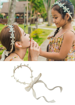 PURE LACE HAIR BAND
