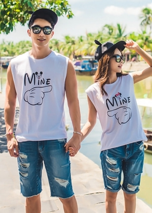 MINE SHORT PANTS (COUPLE)